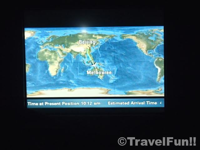 機内MAP
